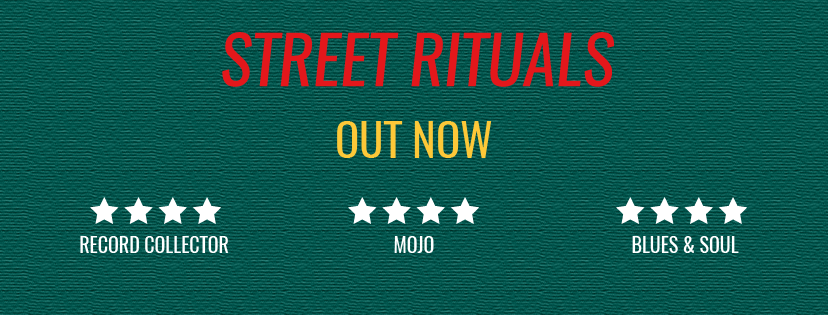 Street Rituals enters the UK chart at 25