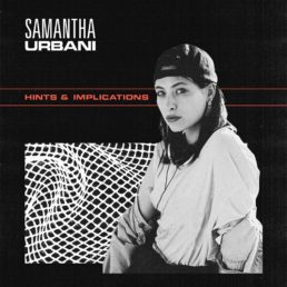 This Friday: Samantha Urbani's 'Policies of Power' EP is out via Lucky Number
