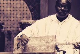 Maalem Mahmoud Gania to release 2xLP of his last album for the first time