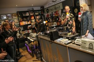 Lauren Laverne hosts her 6 Music show from Resident, with special guest Fatboy Slim