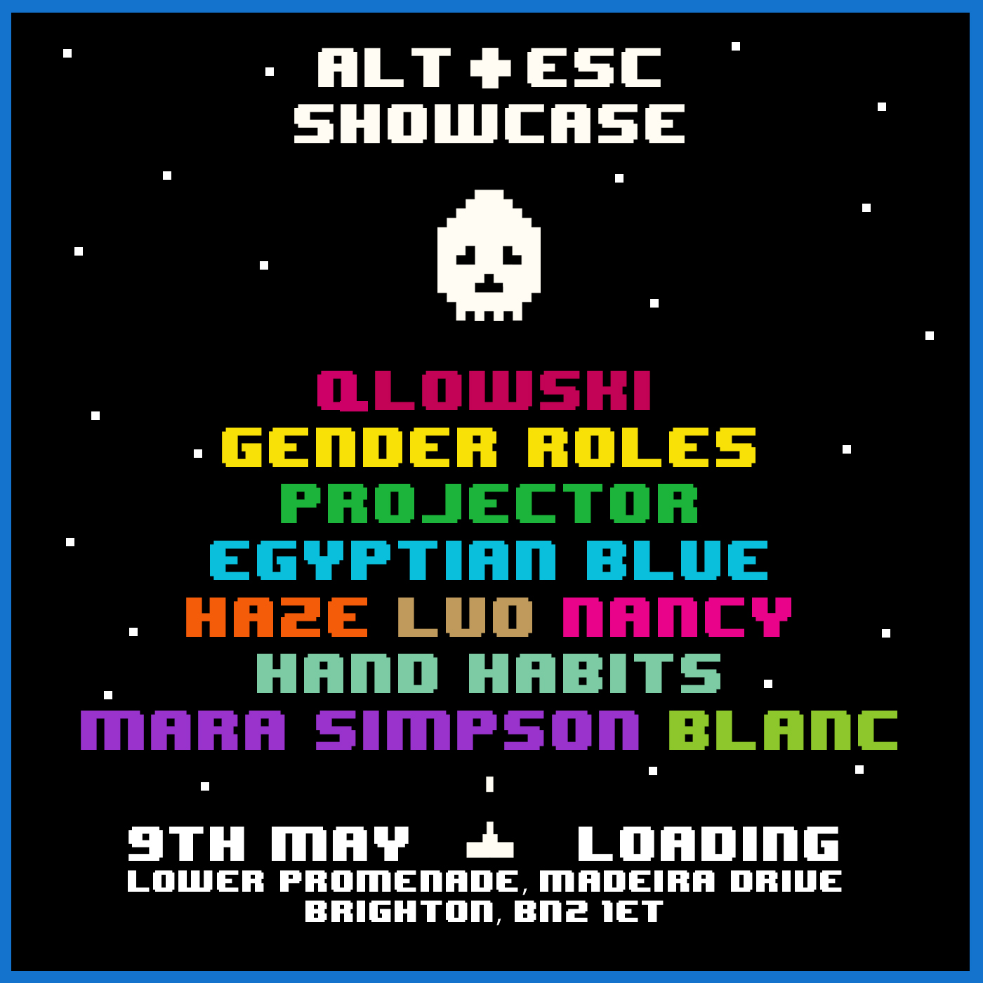 Alt+Esc Showcase – May 9th 2019