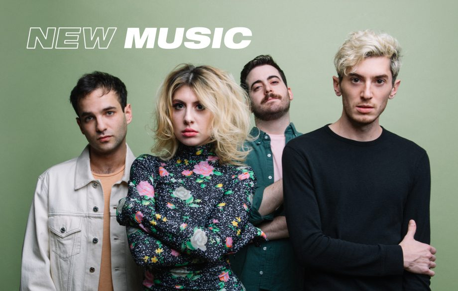 MAY RECORD OF THE MONTH – CHARLY BLISS – YOUNG ENOUGH