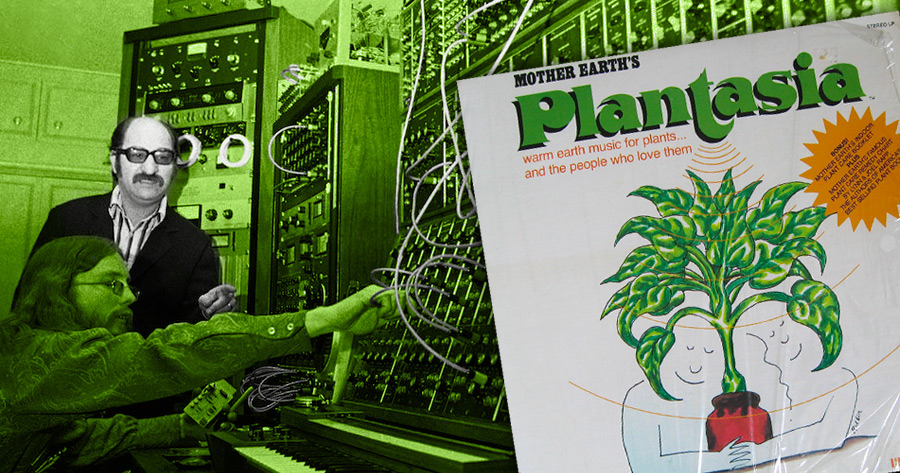 Record Of The Month – Mort Garson – Mother Earth's Plantasia