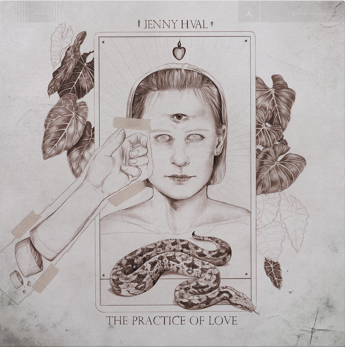 Jenny Hval Announces New Album 'The Practice of Love' – Republic of
