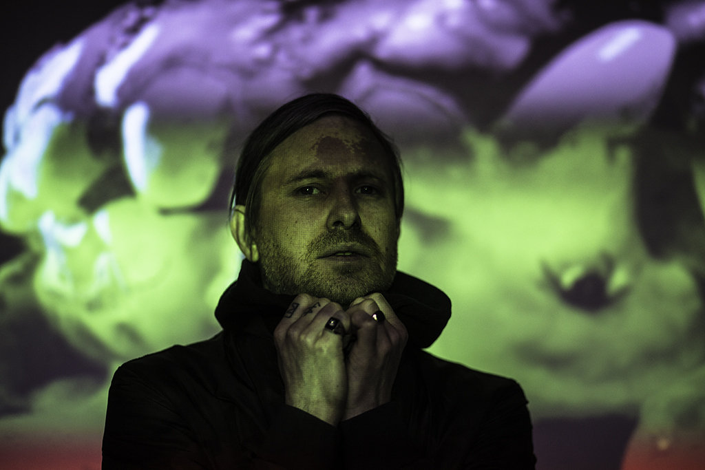RECORD OF THE WEEK – BLANCK MASS – ANIMATED VIOLENCE MILD