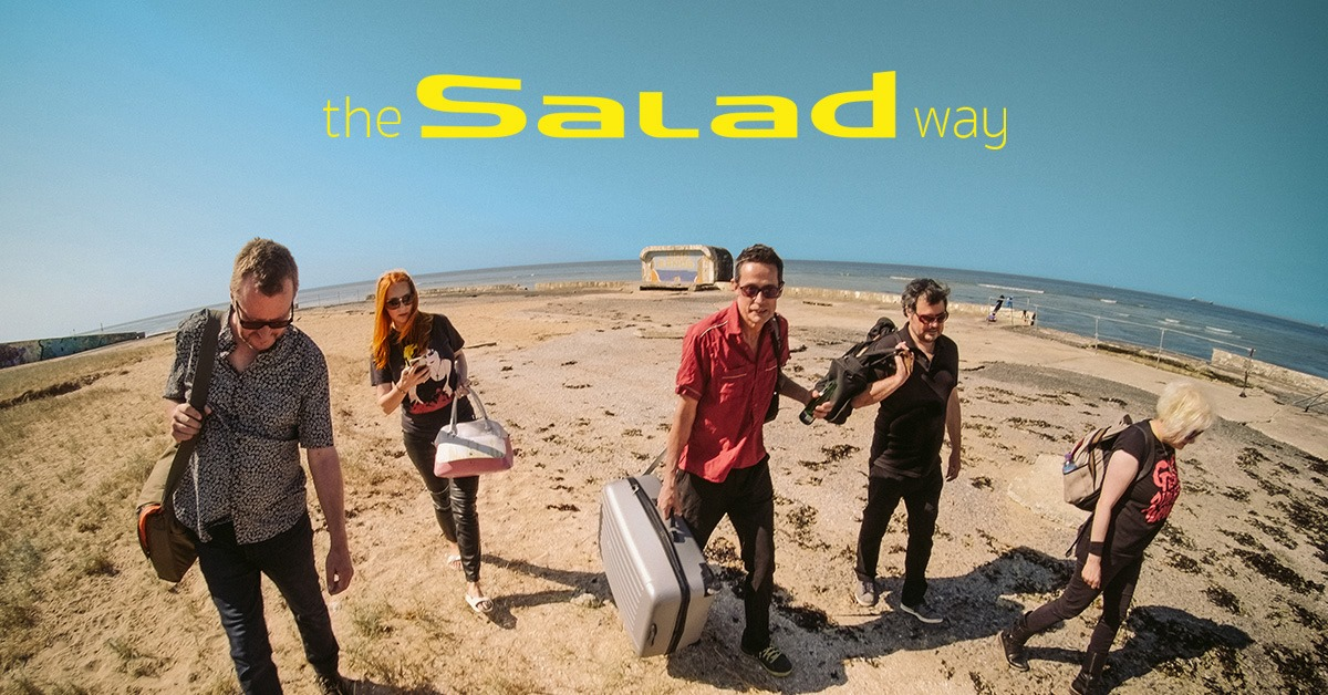 Record of the week – The Salad Way – Salad // CD, LP & LP+