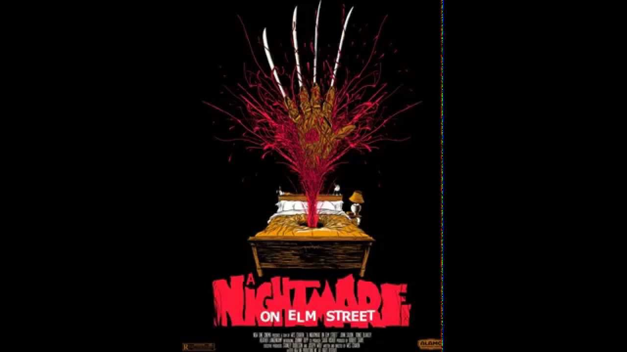 A Nightmare On Elm Street – Composed by Charles Bernstein – Available now for Halloween