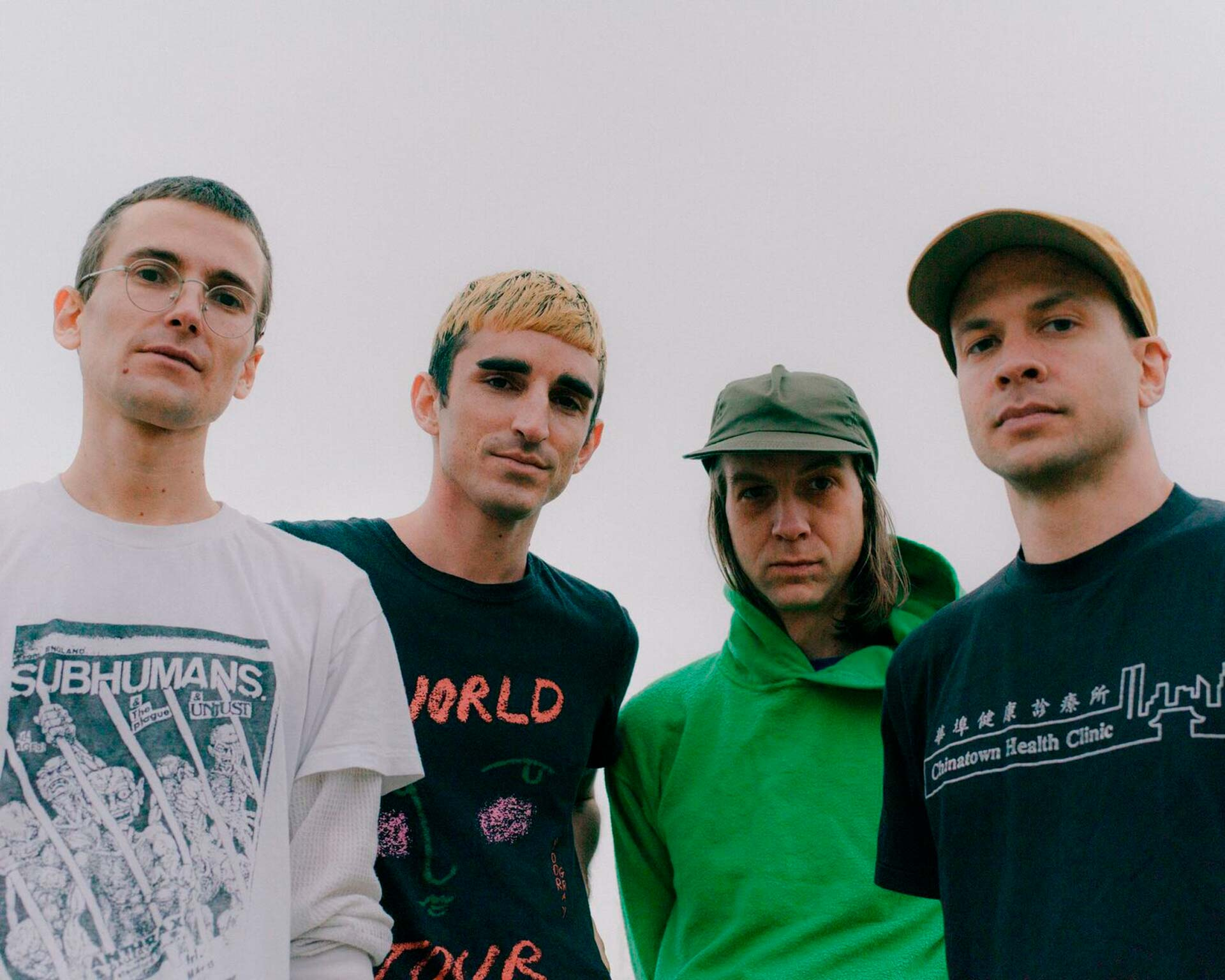 "DIIV release a video for their new single, ""The Spark"""