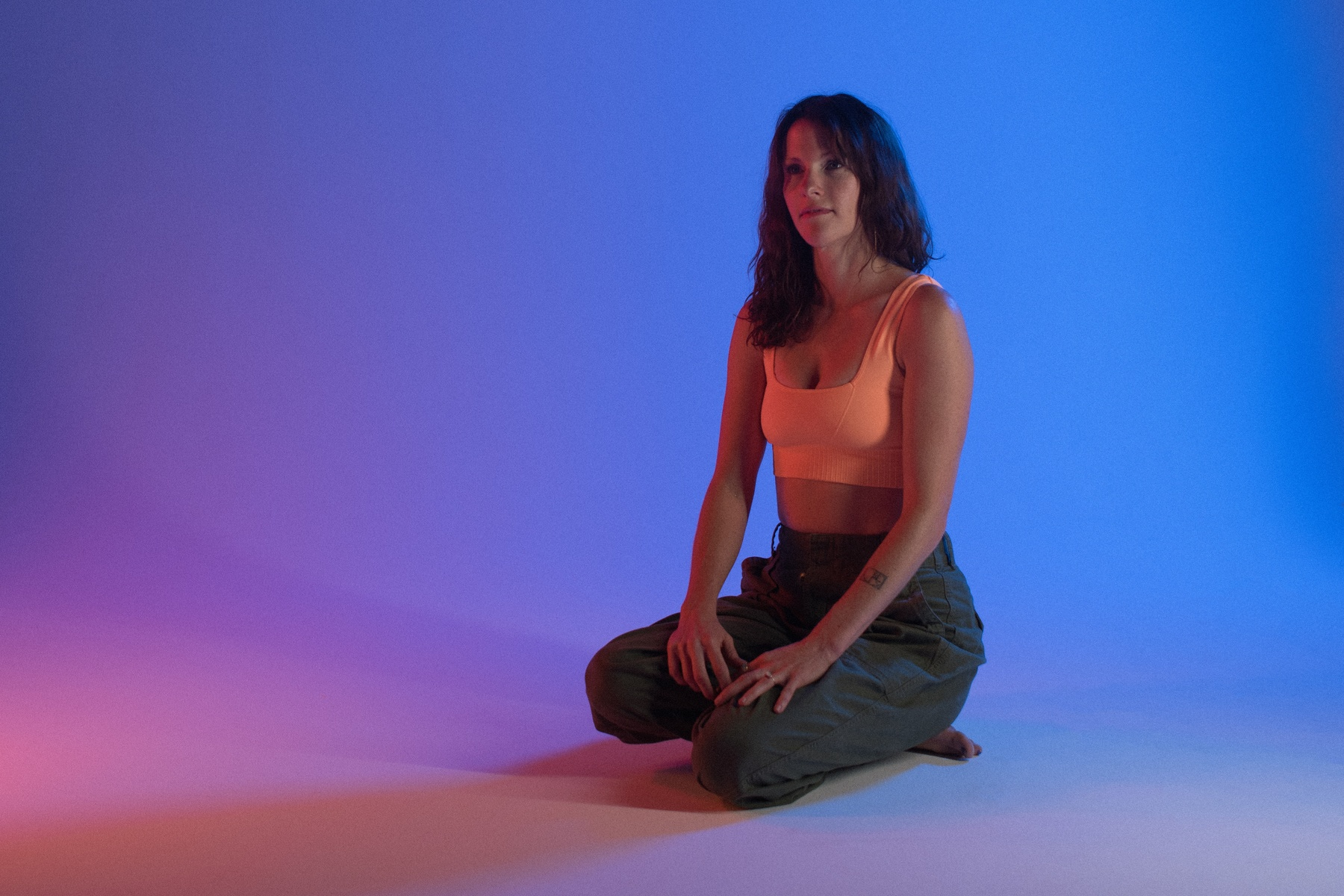GIG OF THE WEEK//Kaitlyn Aurelia Smith will be live on Pitchfork IG on Fri, May 22.