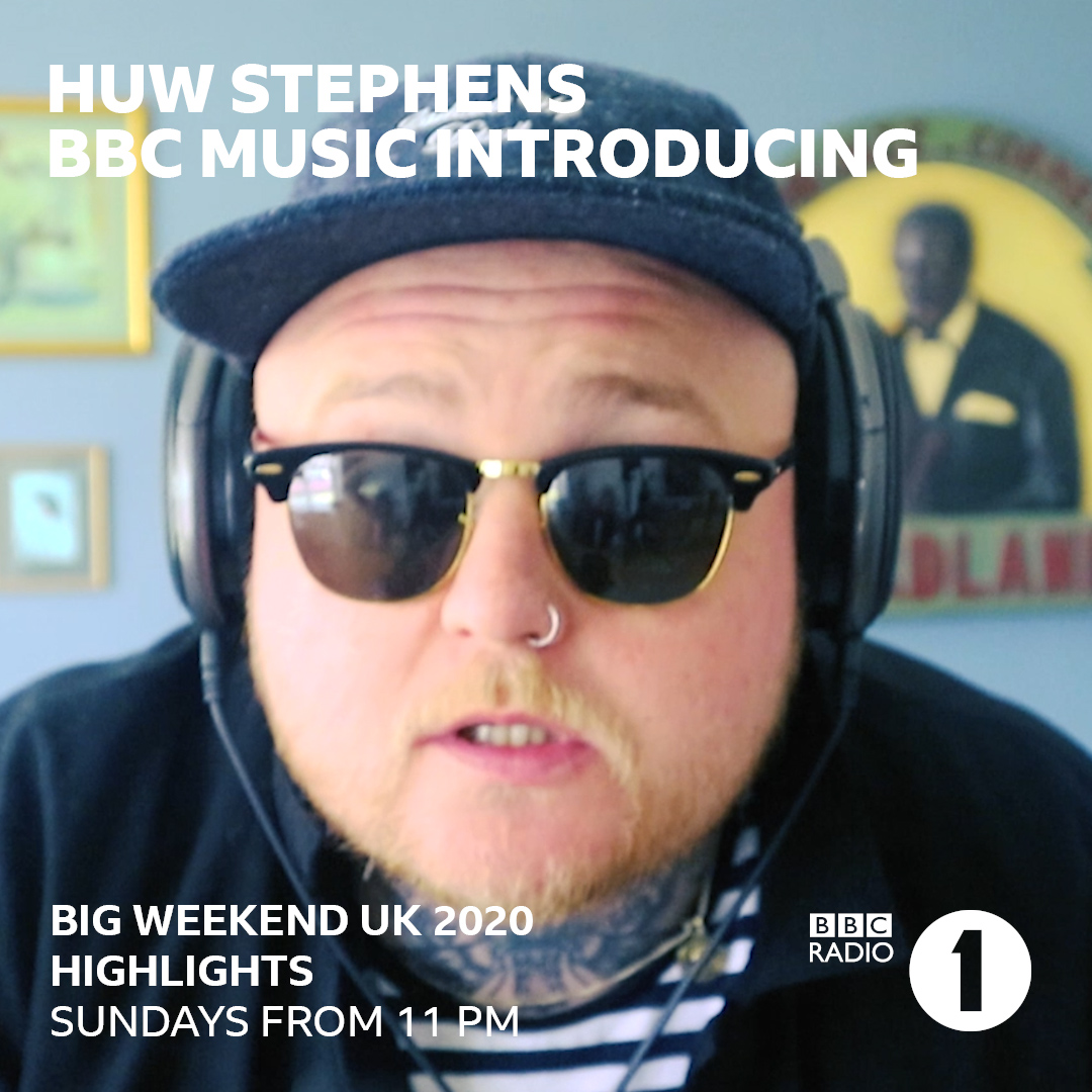 Lottery Winners 'Love Will Keep us Together' on Radio 1 – Huw Stephens / BBC Introducing this Sunday