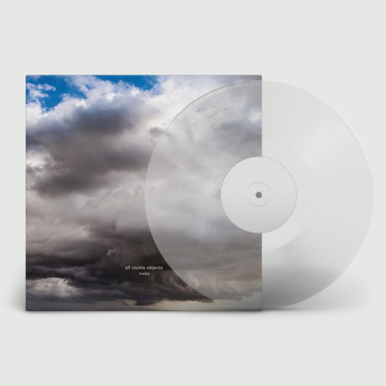 RECORD OF THE MONTH – MOBY 'ALL VISIBLE OBJECTS' out today!