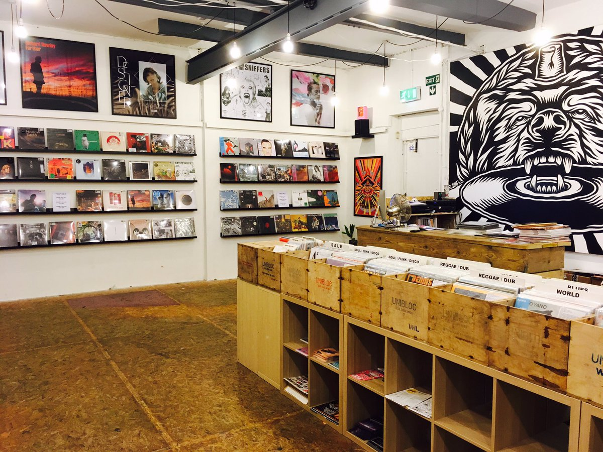 RECORD STORE FEATURE – BEAR TREE
