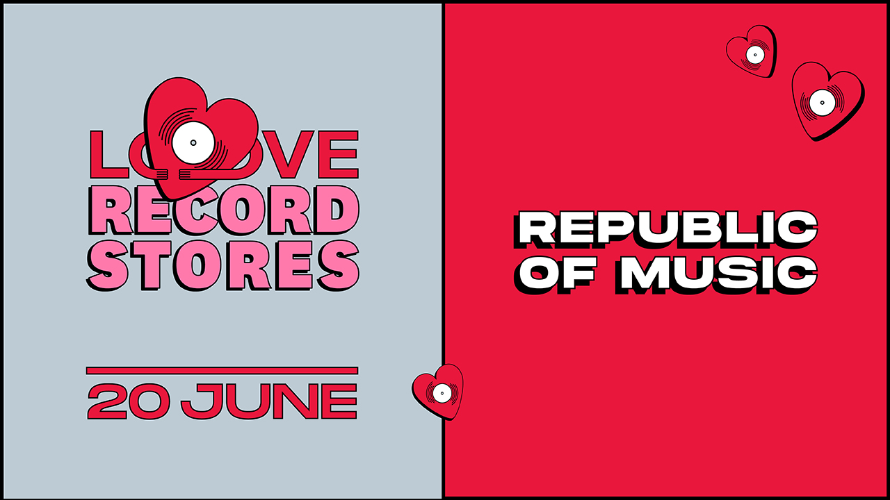 Republic of Music presents our official #LoveRecordStores Live In Lockdown film as part of #LRS2020