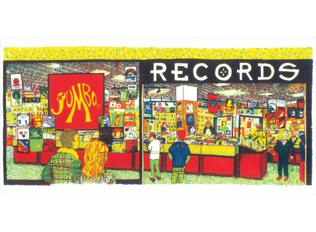 RECORD STORE FEATURE – JUMBO