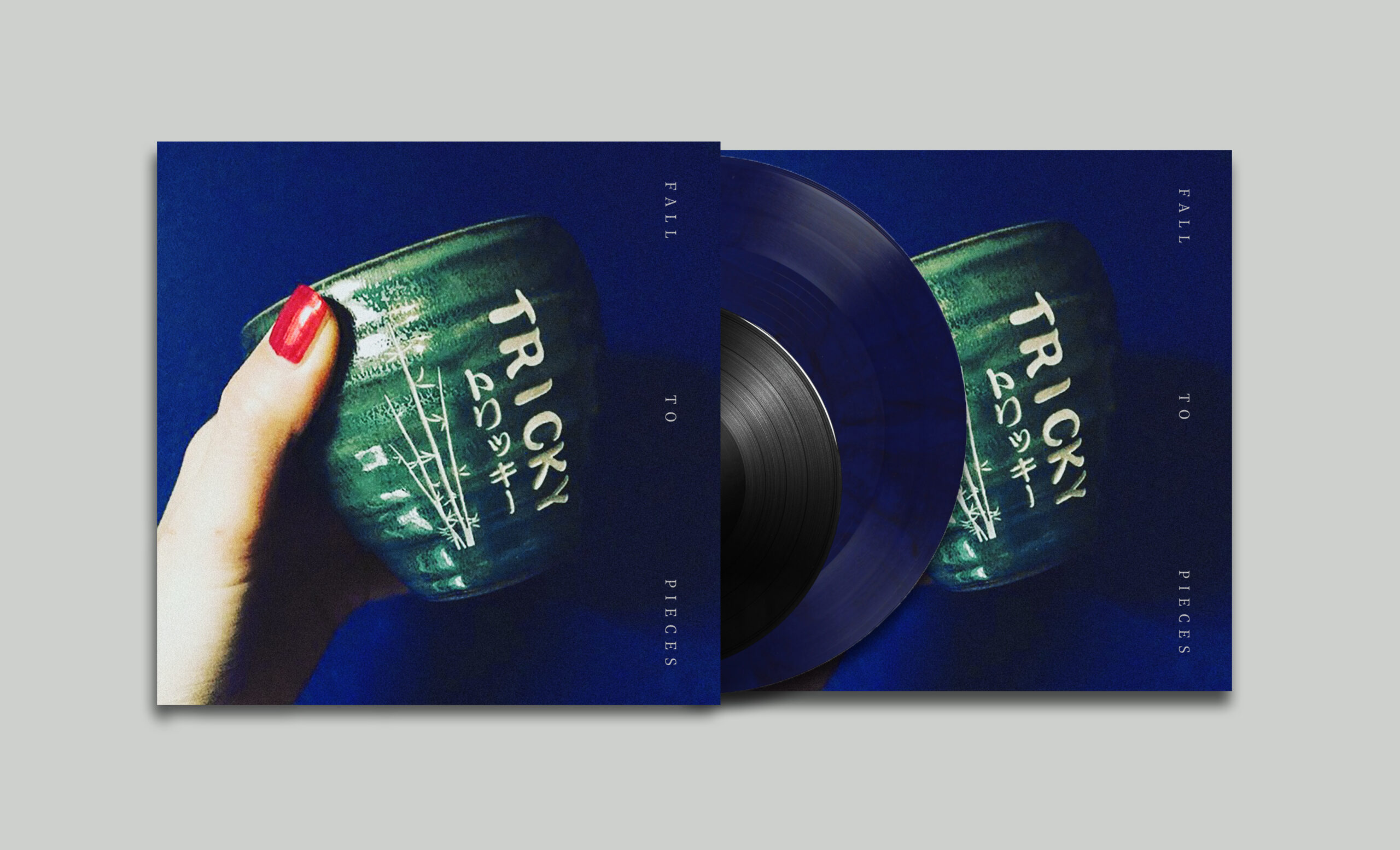 TRICKY ANNOUNCES NEW ALBUM + DINKED EDITION VINYL