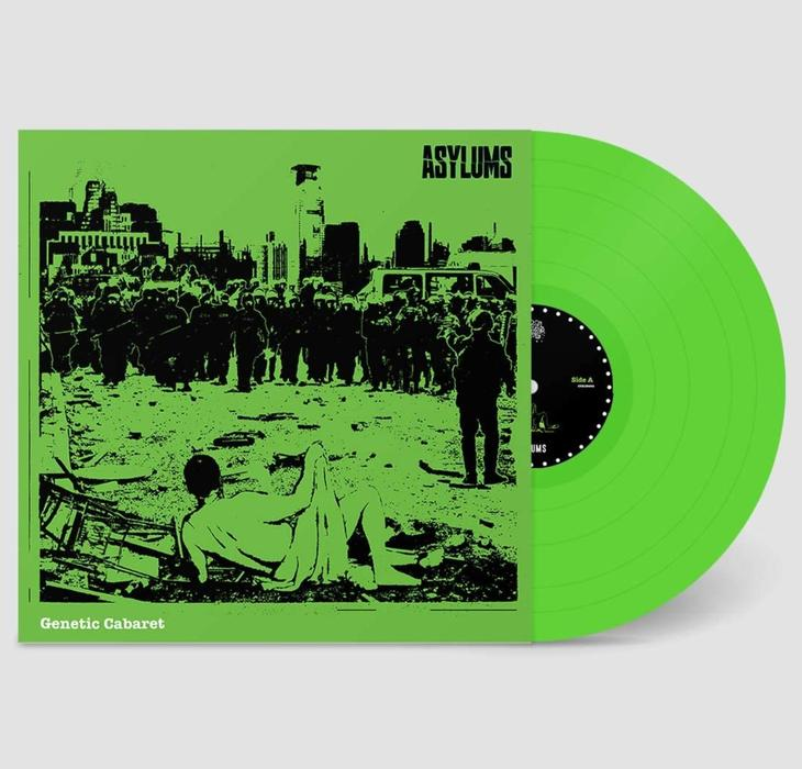 RECORD OF THE WEEK//Asylums – Genetic Cabaret