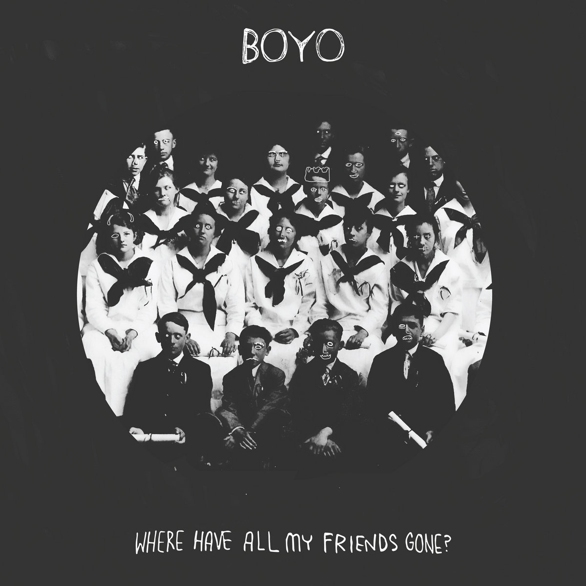RECORD OF THE WEEK//BOYO – Where Have All My Friends Gone?