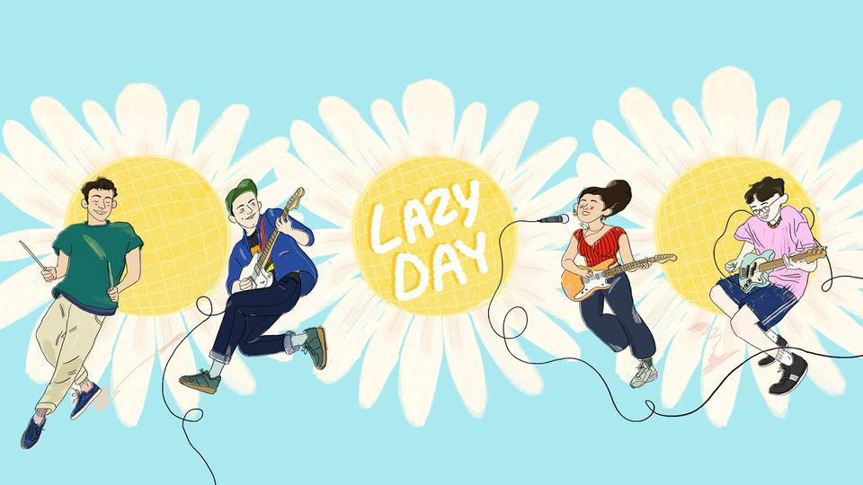 GIG OF THE WEEK / LAZY DAY