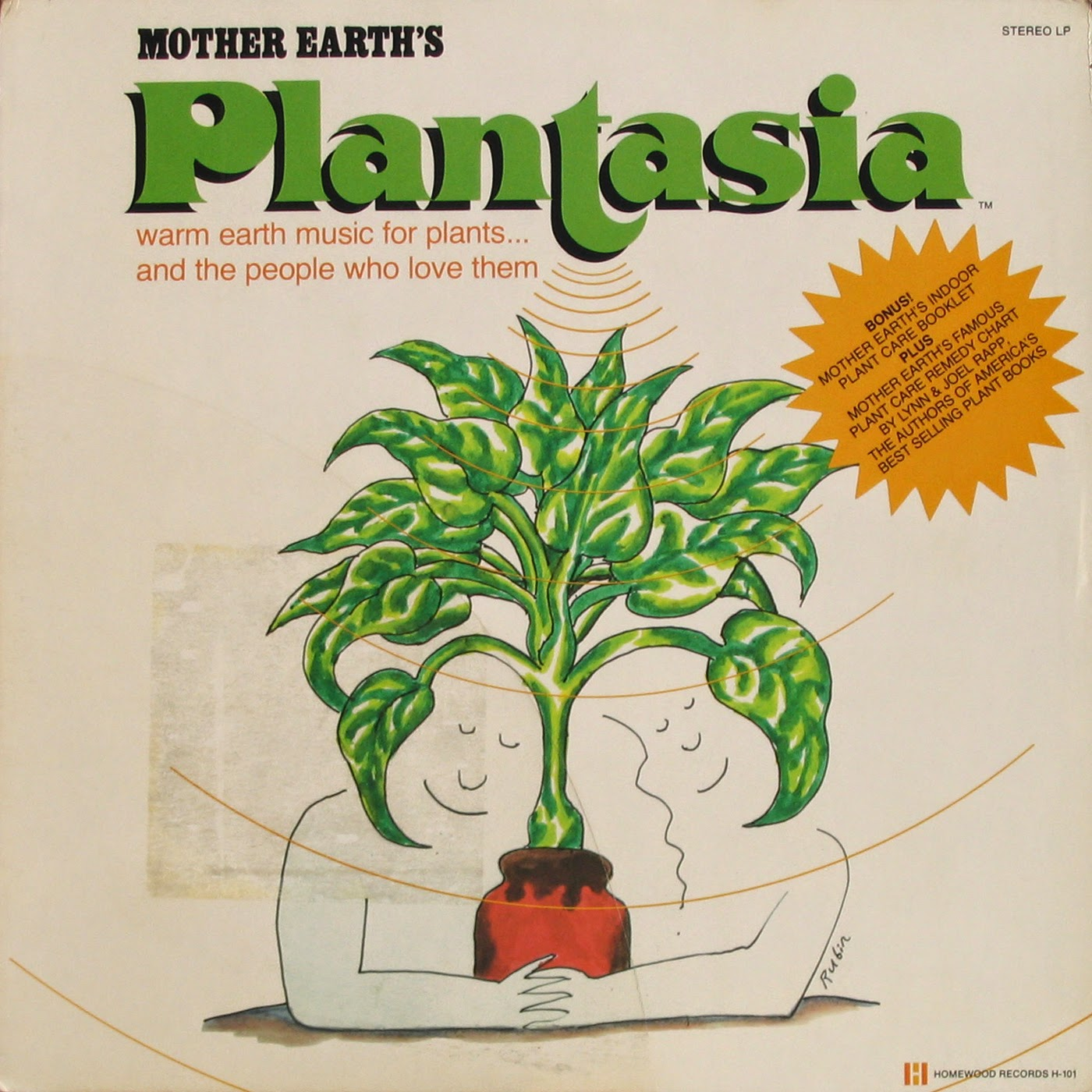 Hear Mort Garson's Alternative Take of 'Ode to an African Violet' From 'Plantasia'
