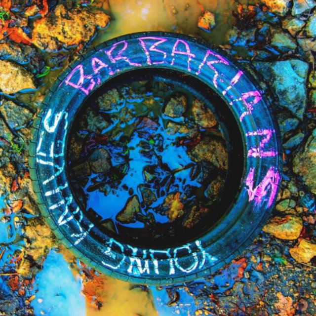 NEW ALBUM RELEASE//Young Knives – Barbarians