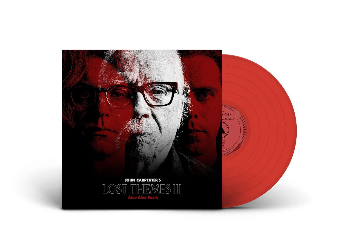 ALBUM ANNOUNCEMENT//John Carpenter – Lost Themes |||,, OUT 5th Feb 2021