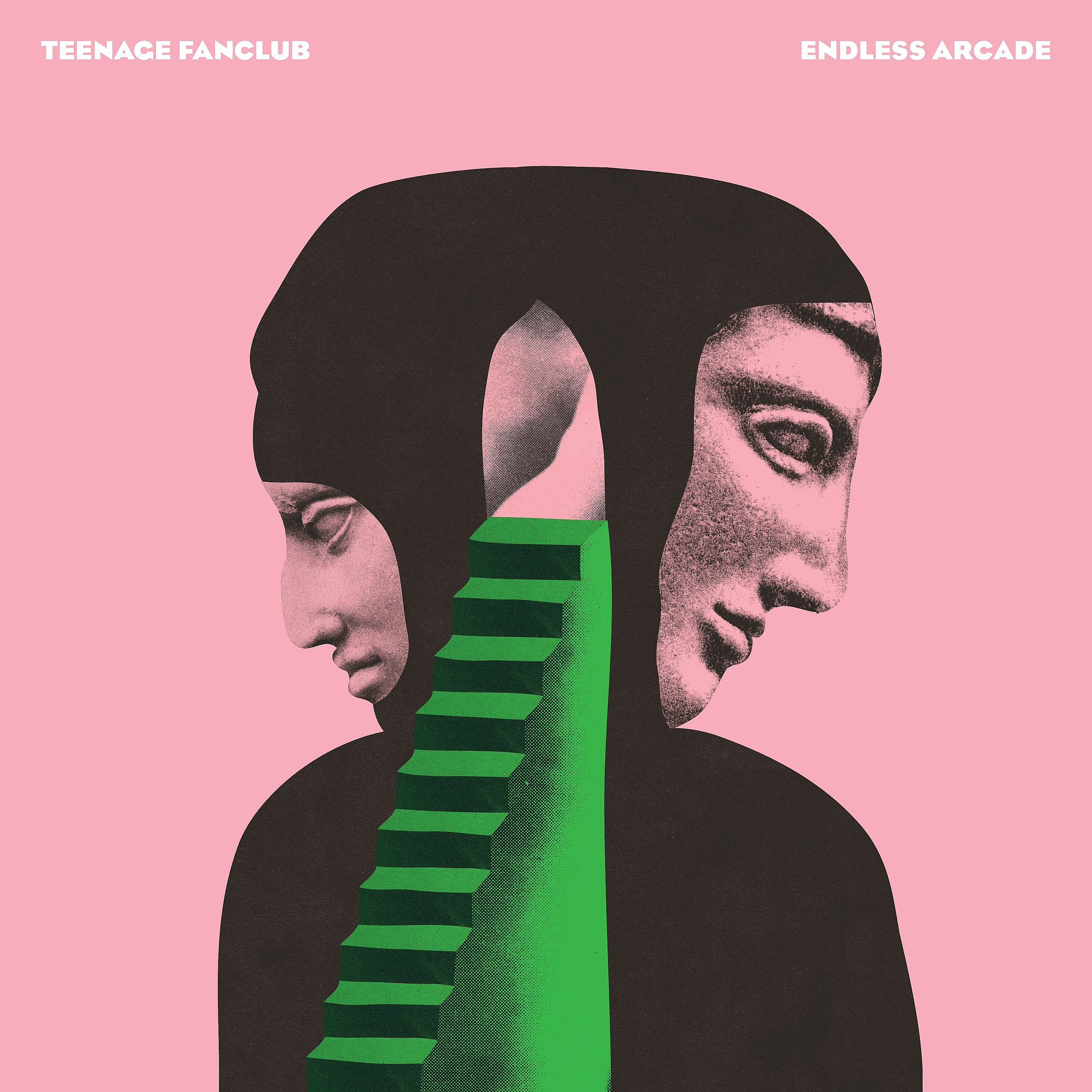 Teenage Fanclub – Endless Arcade // coming March 05th 2021