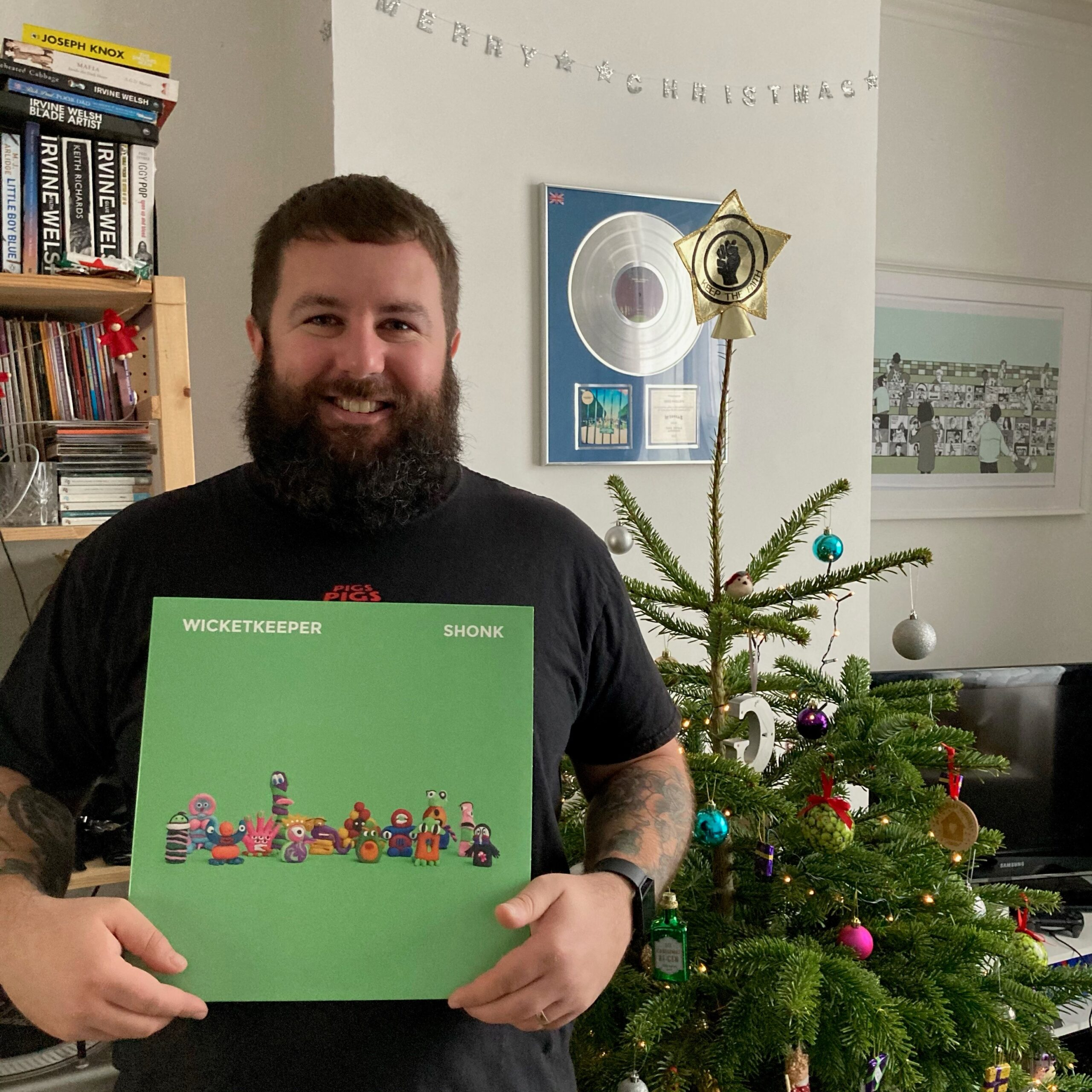 GREG'S STAFF PICK OF THE YEAR 2020 – SHONK – WICKETKEEPER