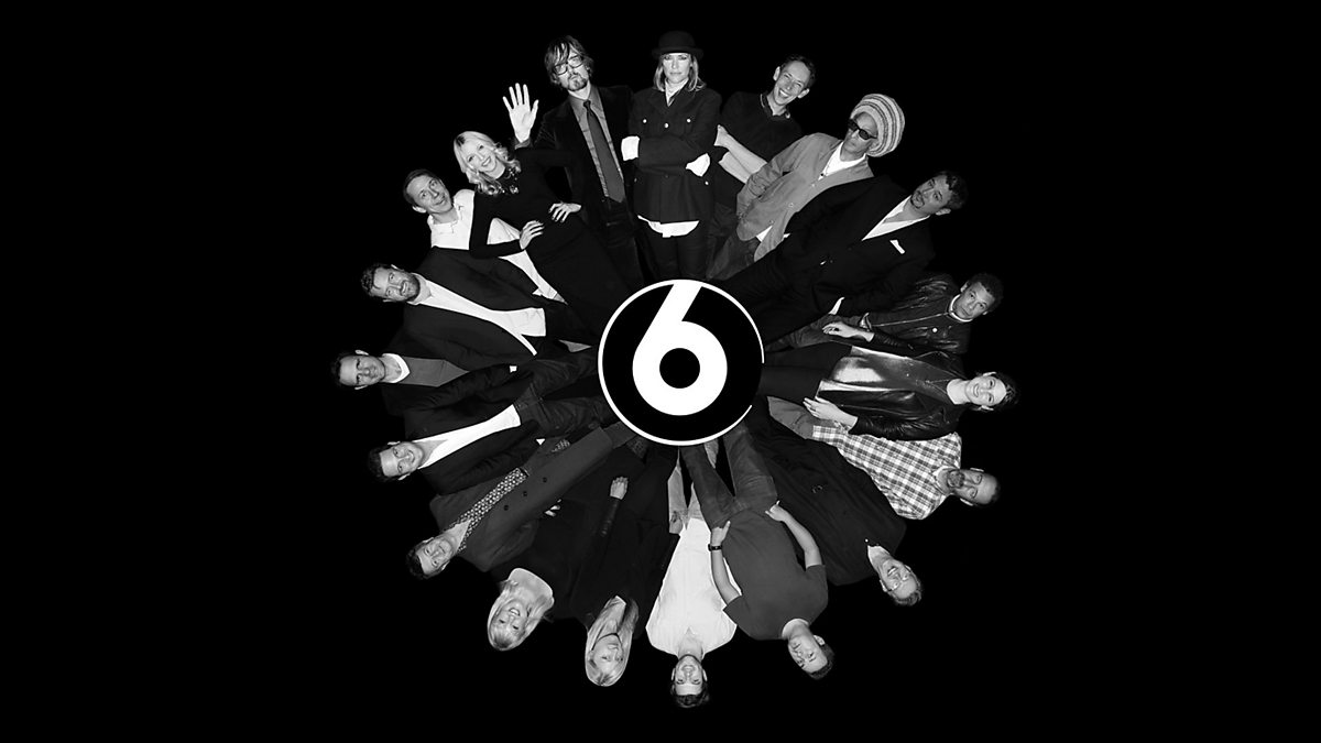 GABRIELS 'LOVE & HATE IN A DIFFERENT TIME' ON THE BBC 6 MUSIC A LIST THIS WEEK!
