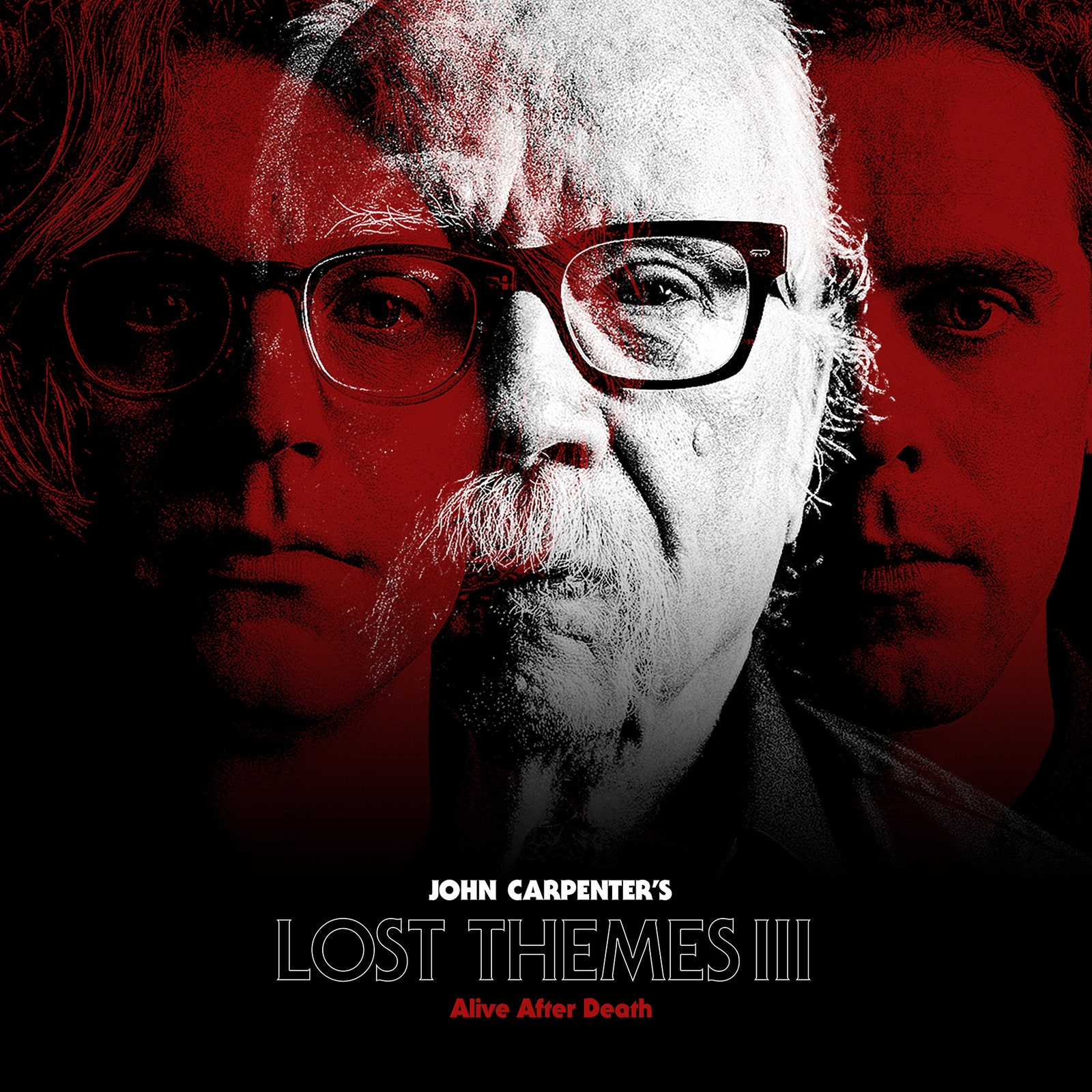 RECORD OF THE WEEK//John Carpenter – Lost themes III