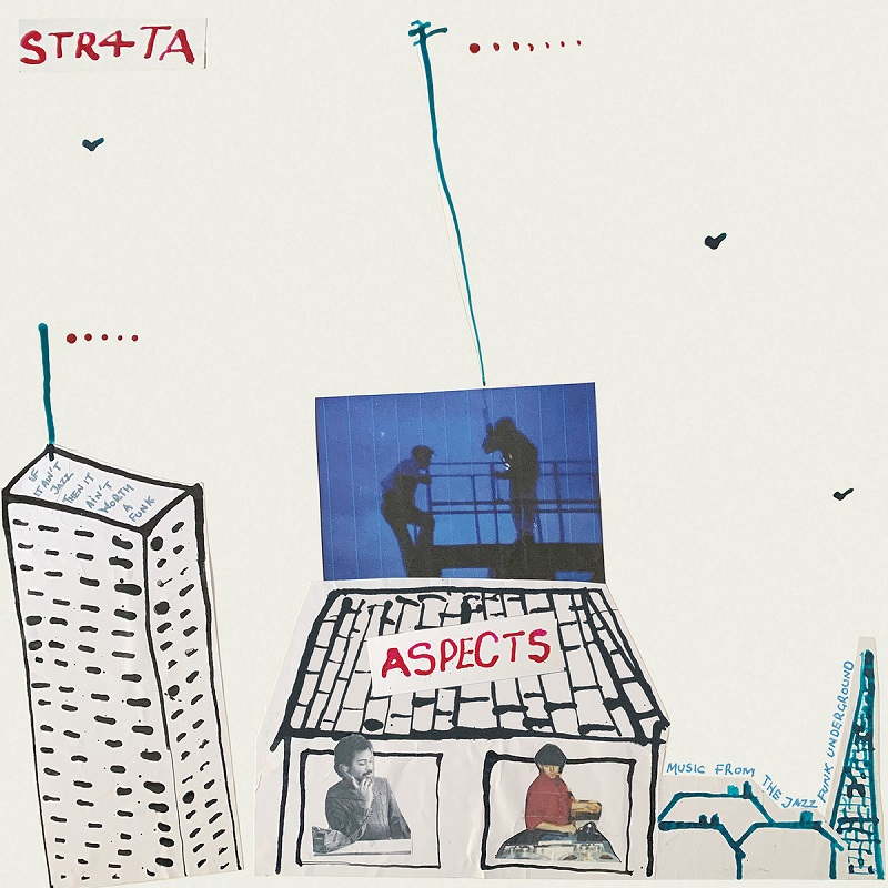 STR4TA – Aspects OUT NOW