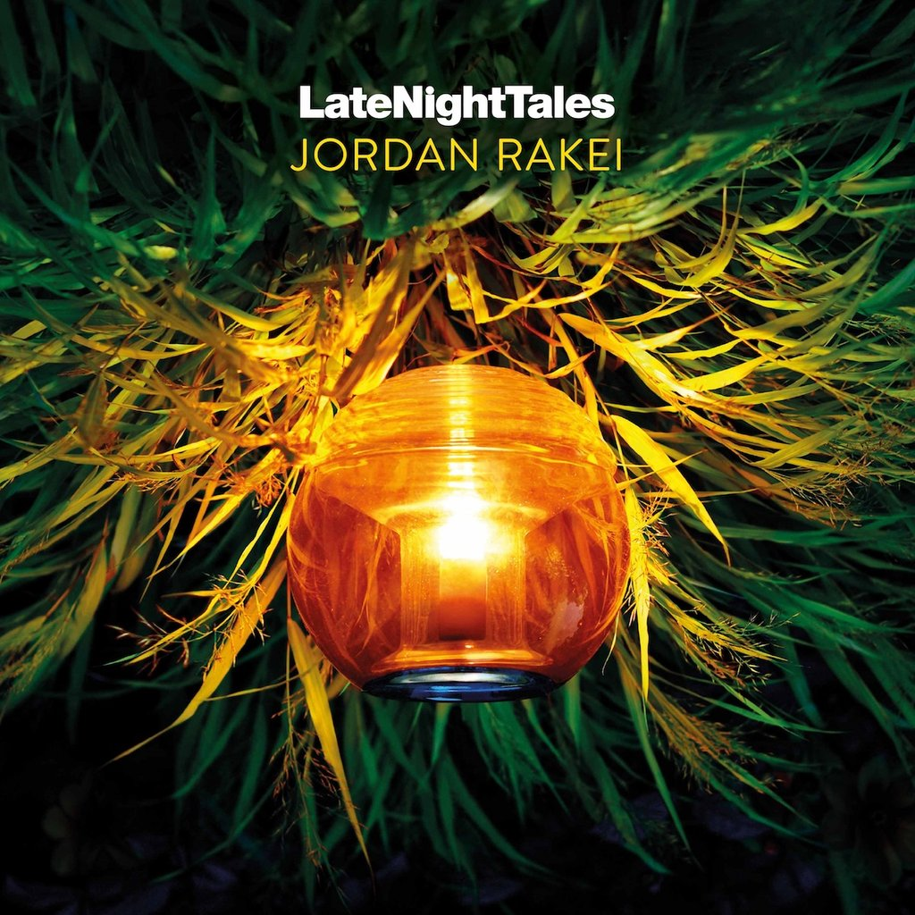 ALBUM ANNOUNCEMENT//Various Artists Jordan Rakei – Late Night Tales Jordan Rakei