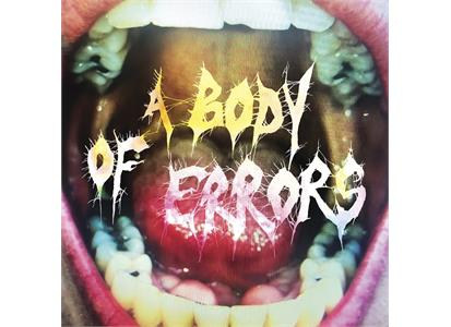 Luis Vasquez – A Body Of Errors OUT NOW