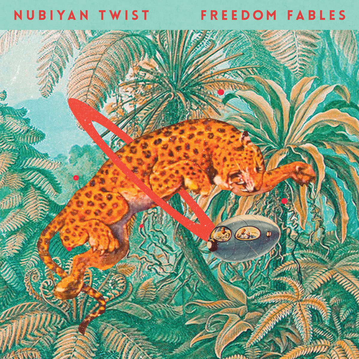 RECORD OF THE WEEK//Nubiyan Twist – Freedom Fables