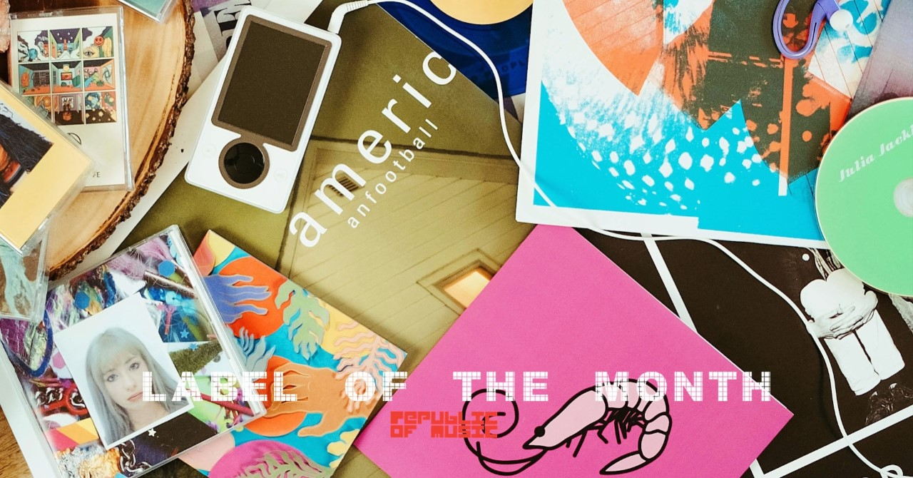 LABEL OF THE MONTH // POLYVINYL RECORDS