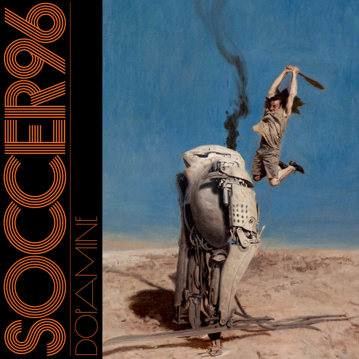 Soccer96 – Dopamine OUT NOW