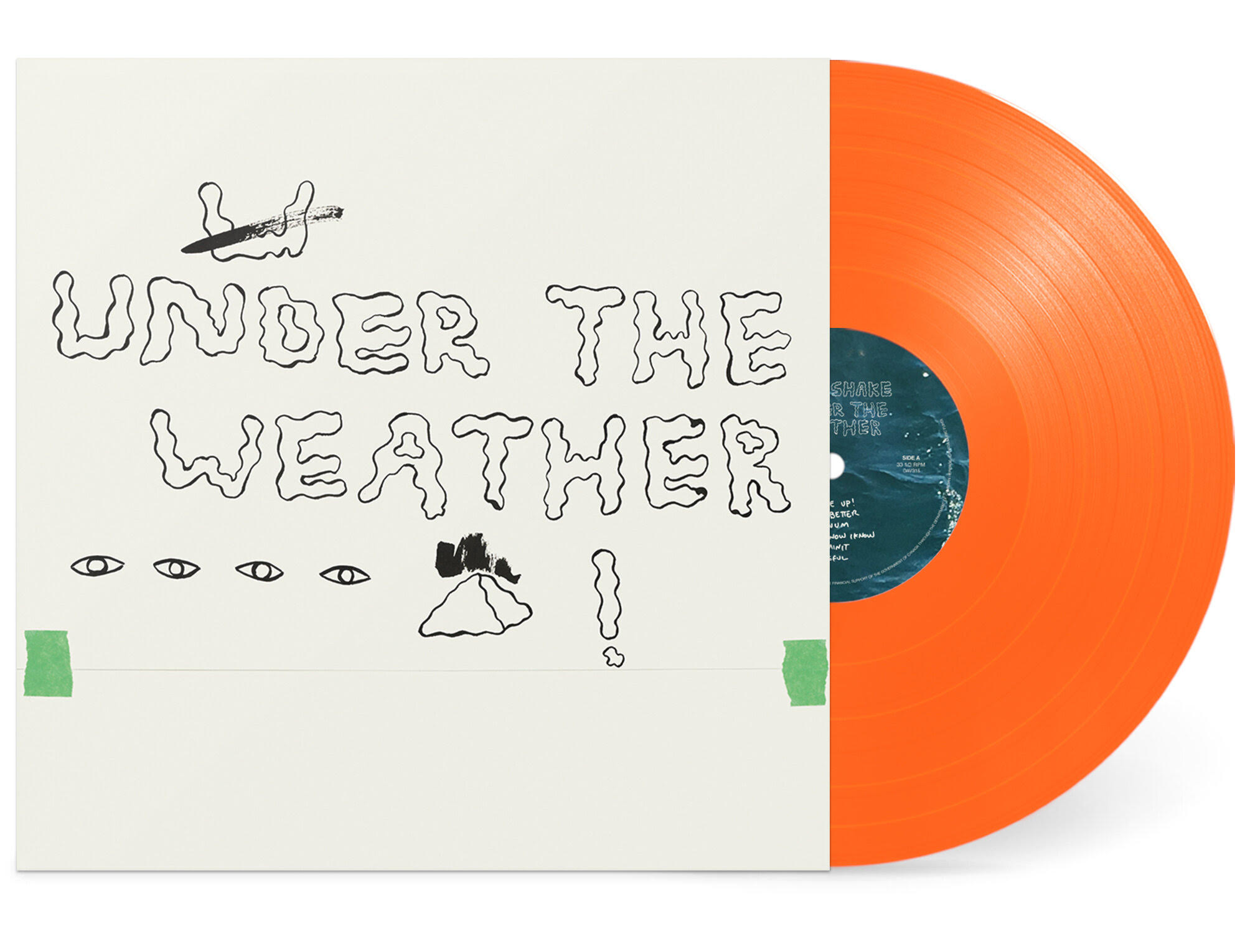 RECORD OF THE WEEK//Homeshake – Under The Weather